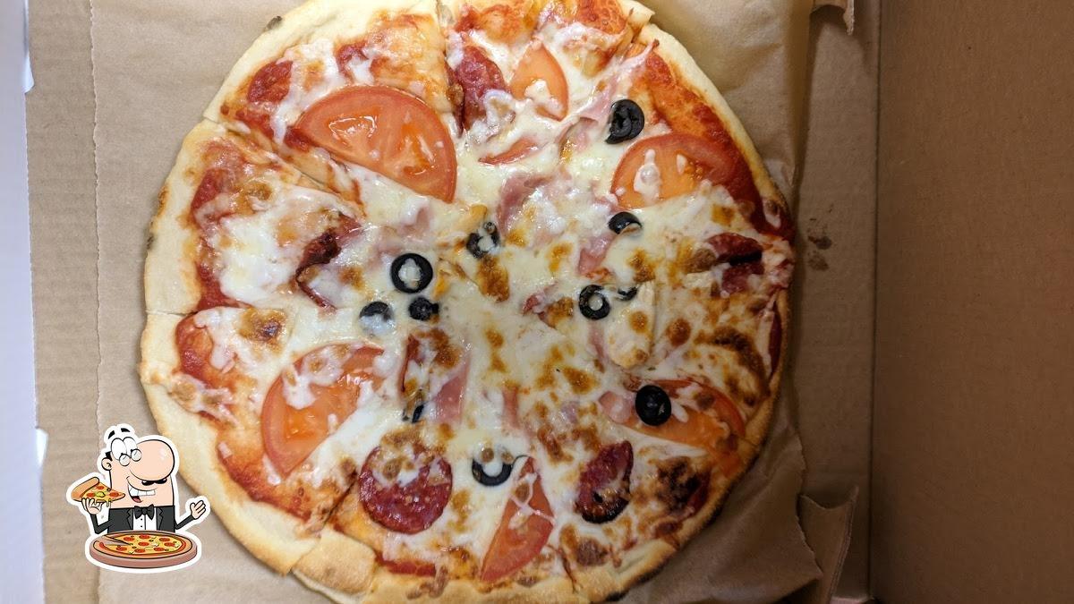 Попробуйте пиццу в Чайхона Lounge Cafe