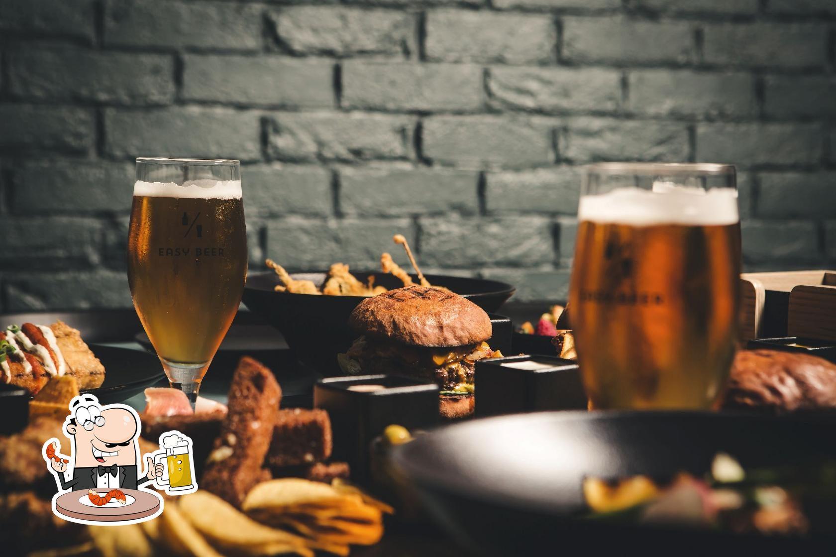 Kostet eine Auswahl an Bieren
