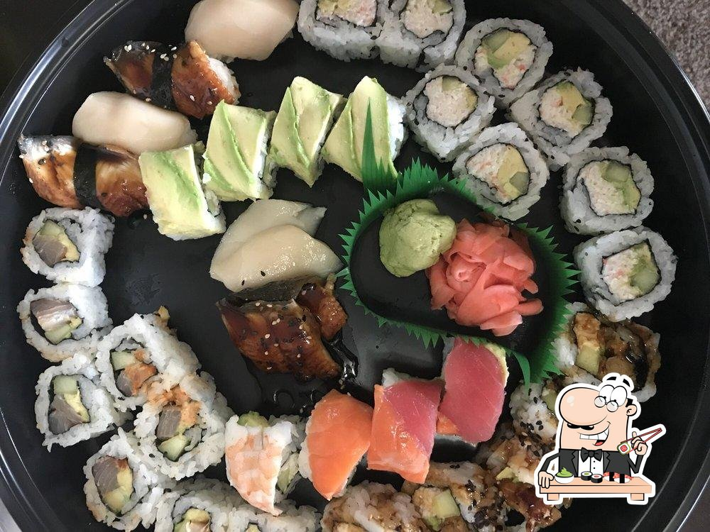 Sushi is a famous cuisine that originates from Japan