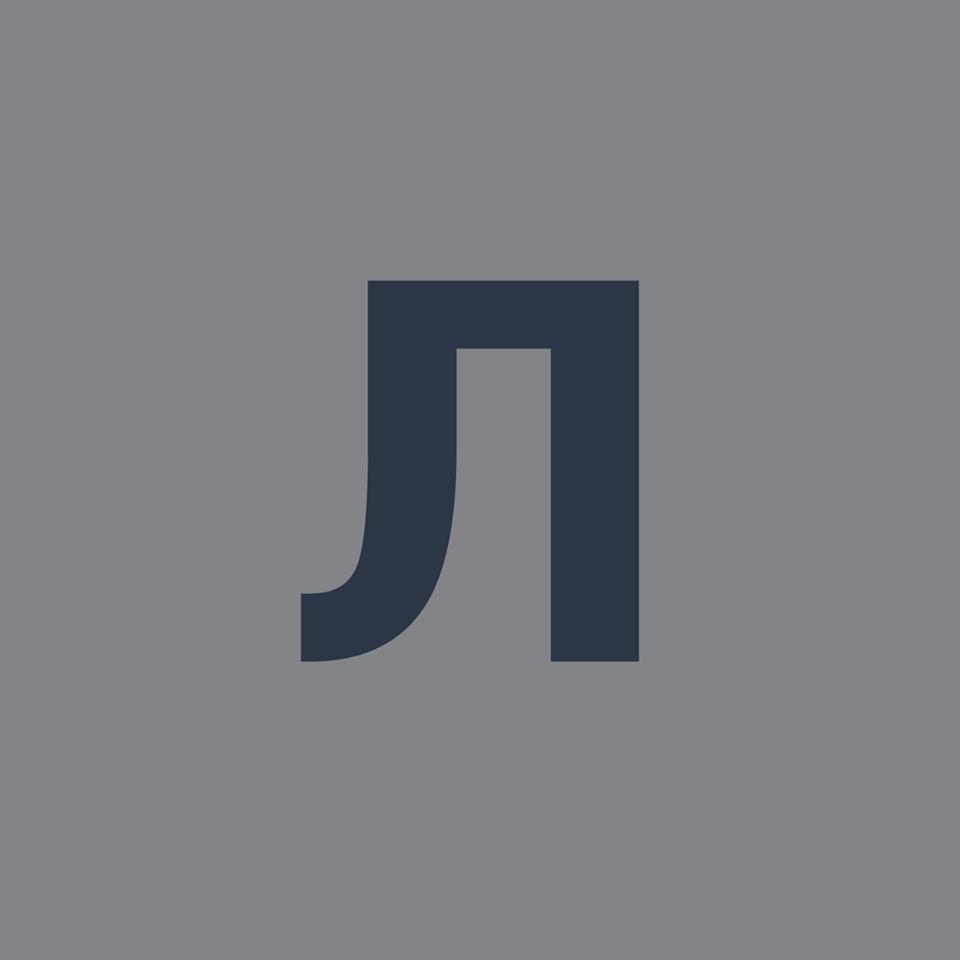Лапша и Уши has its own logo