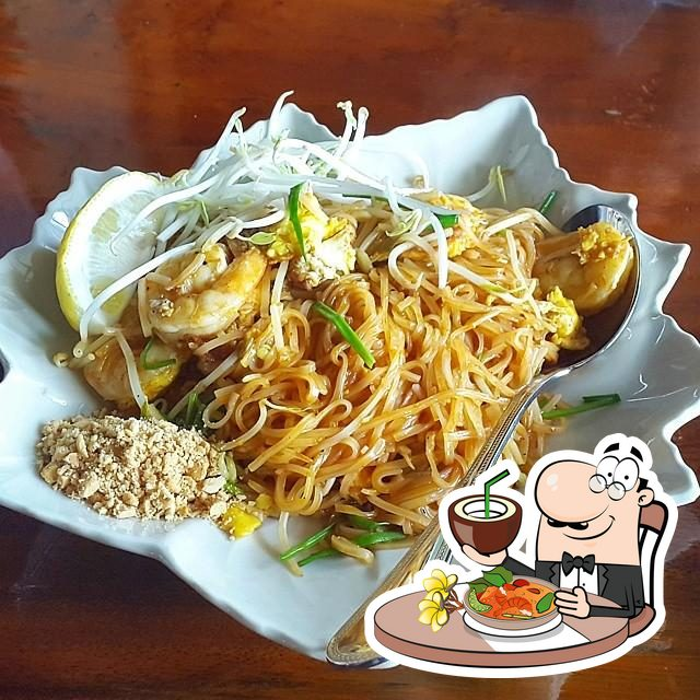 Platos en Mai Thai Cuisine