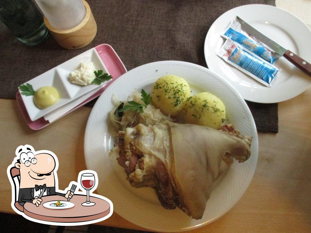 Essen im PAULA Gastro GmbH