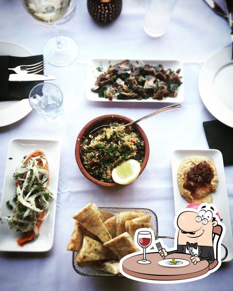 Food at Piatakia