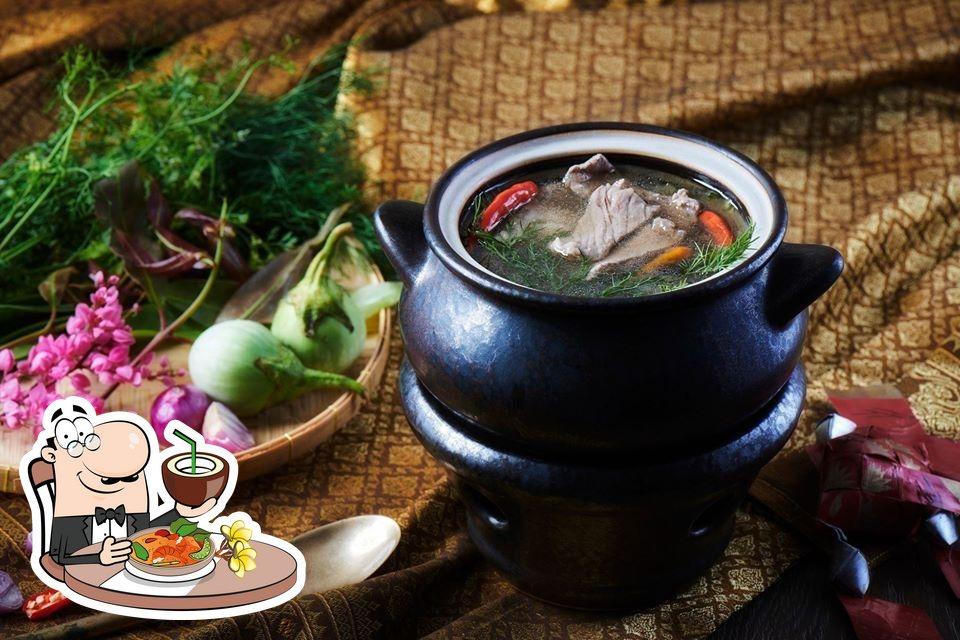 Meals at Siam Tea Room