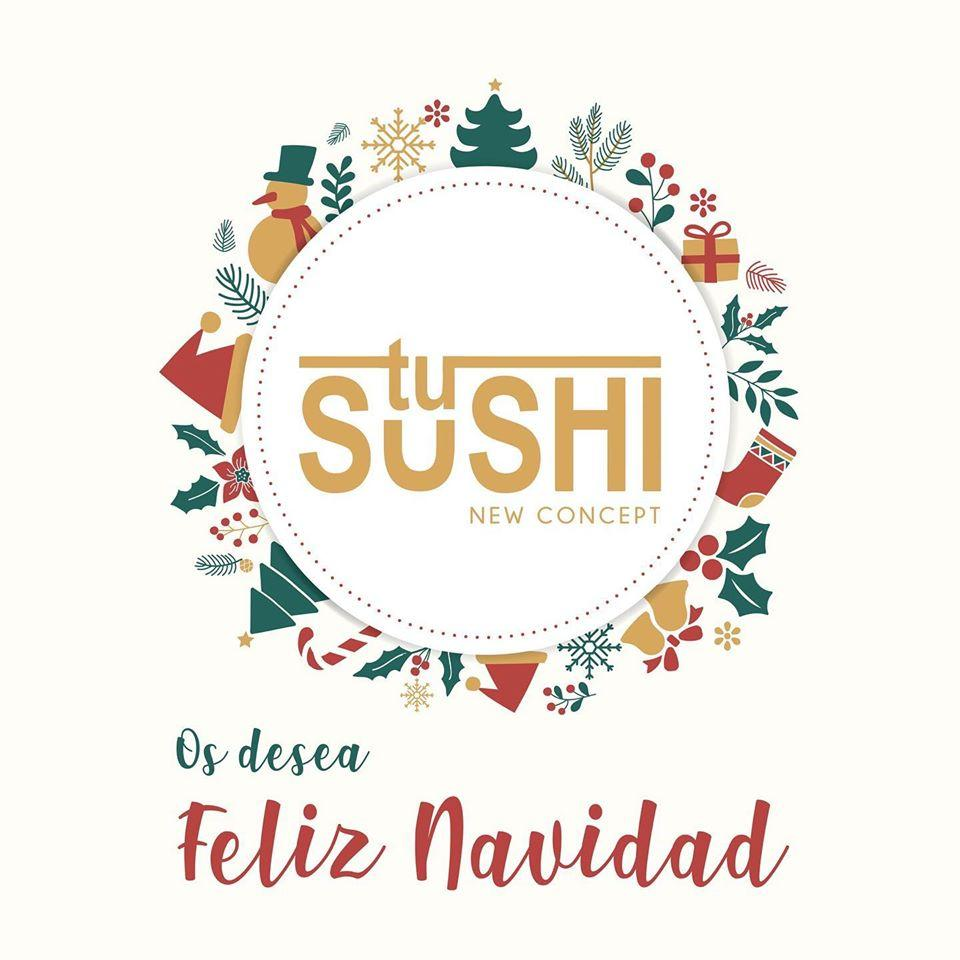 Tu Sushi Castellón tiene un grafismo propio