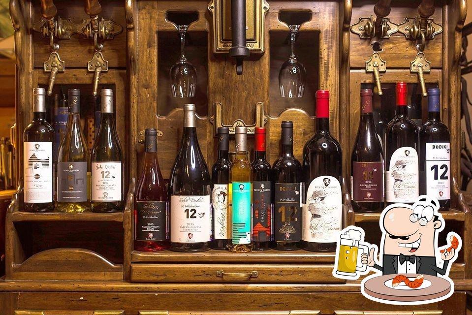 Вилла Тоскана Ресторан предоставляет гостям широкий выбор сортов пива