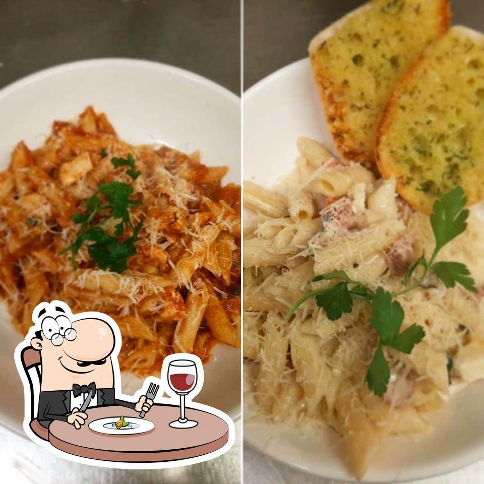Meals at The Pantry Café