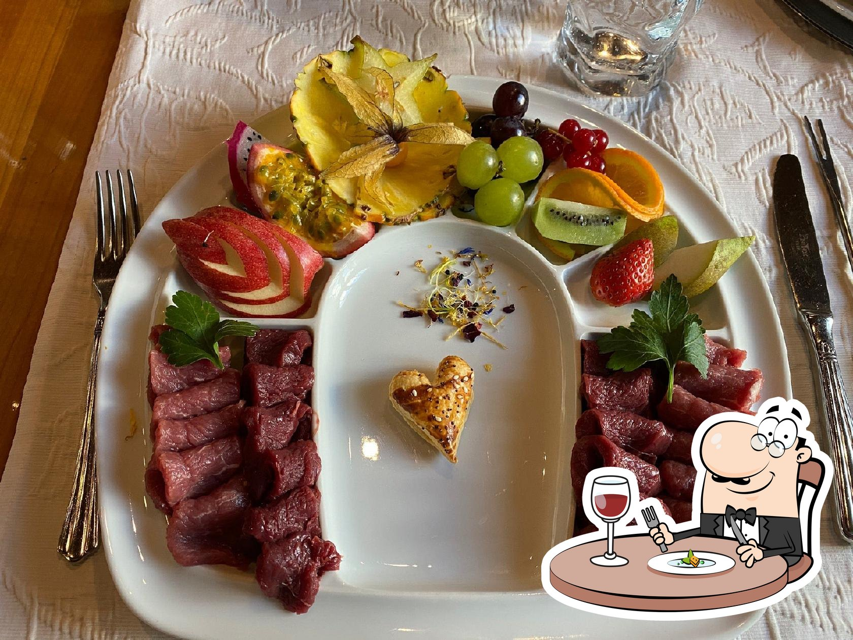 Meals at Waldhüs Bodmen