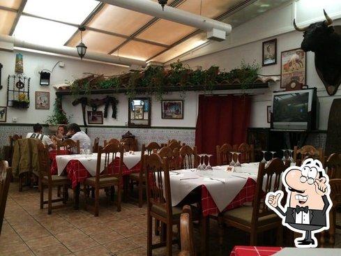 Carta Del Restaurante El Fogón Del Amós Alcala Del Henares Calle Rico Home