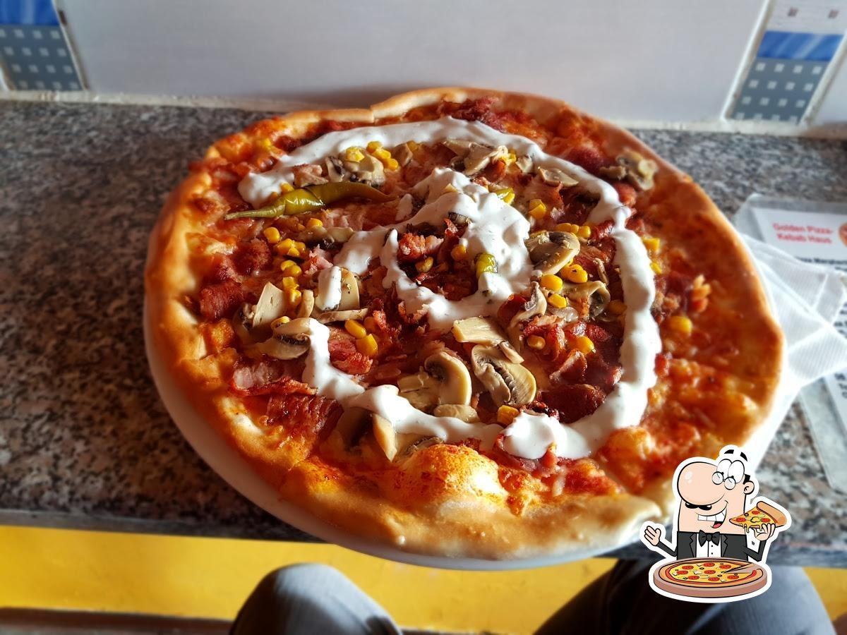 Ali Baba Pizza Und Kebab Haus Vocklabruck Vocklabruck Restaurant Reviews Burger with bacon, cheese & pepperoni. ali baba pizza und kebab haus