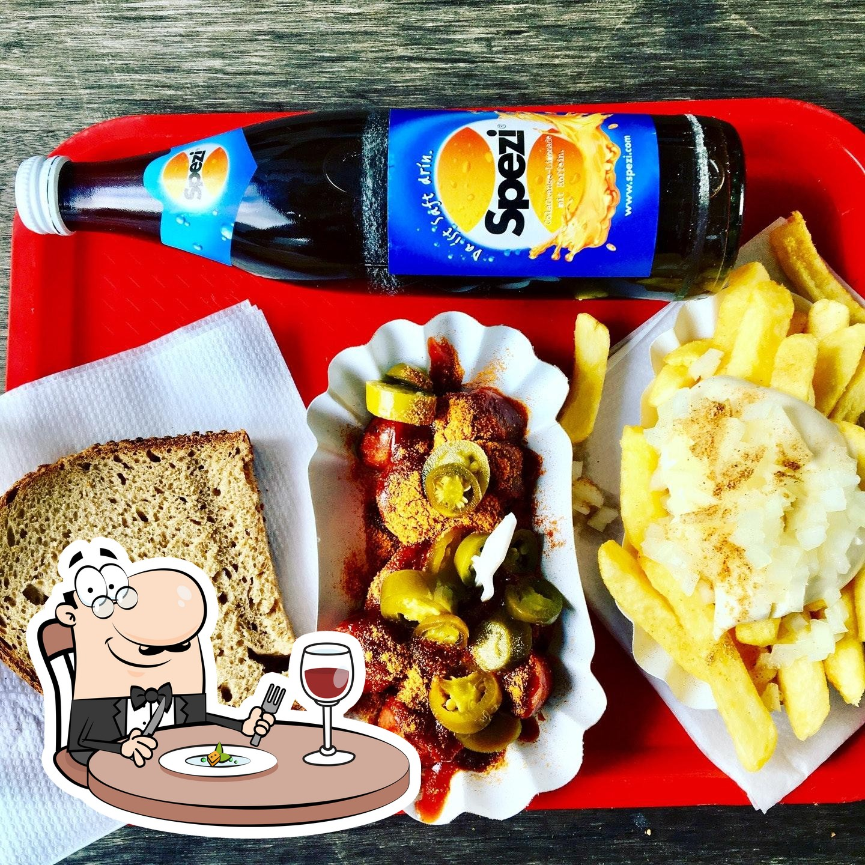 Food at Best Worscht in Town
