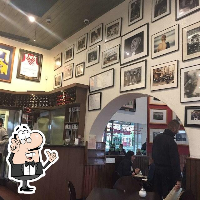Check out how Gino's looks inside