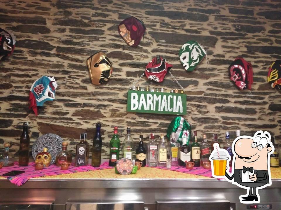 Disfrutra de tu bebida favorita en LA CAPITAL AZTECA