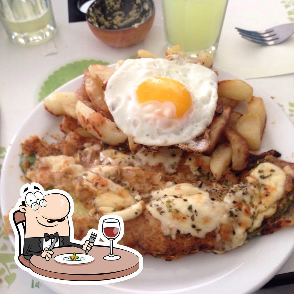 Meals at La Casita