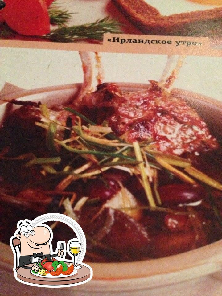 """В Закусочная """"ЛИБЕРТИ"""" вы можете попробовать разные блюда с морепродуктами"""