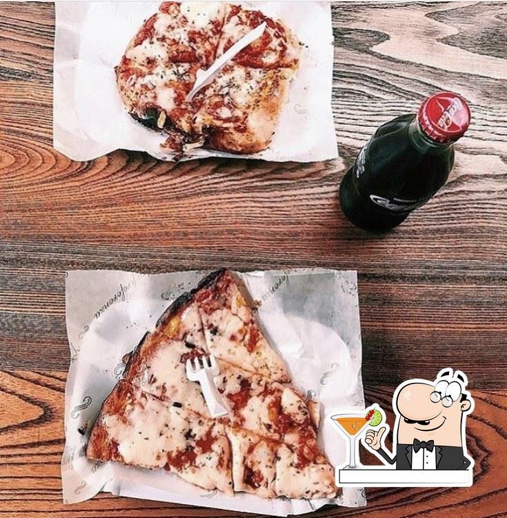 Soddisfa la tua sete con un drink alla pizzeria Panificio Graziano
