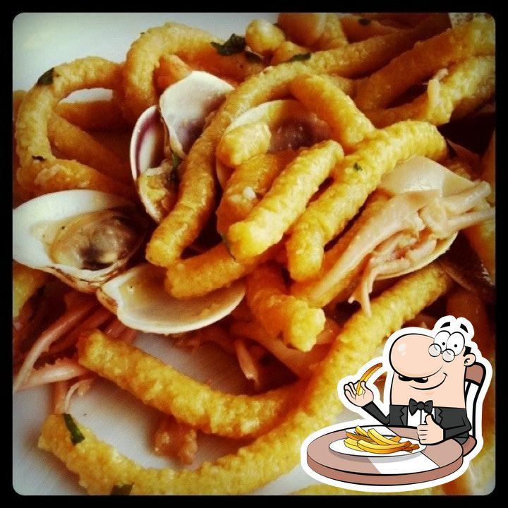 Ristorante Pulcinella tiene patatas a la francesa