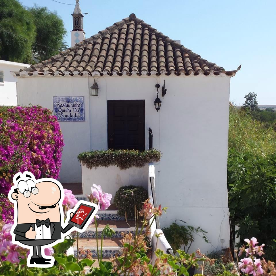 Наслаждайтесь свежим воздухом и пейзажем, открывающемся из Quinta da Saudade