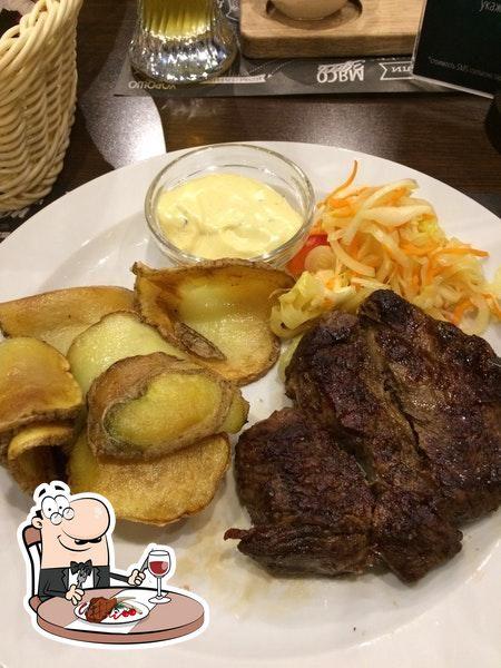 Отведайте блюда из мяса в Гриль - бар ШашлыкоFF