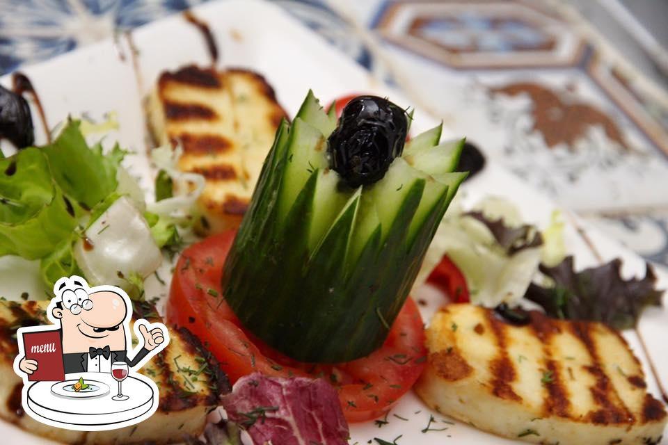 Meals at Turknaz