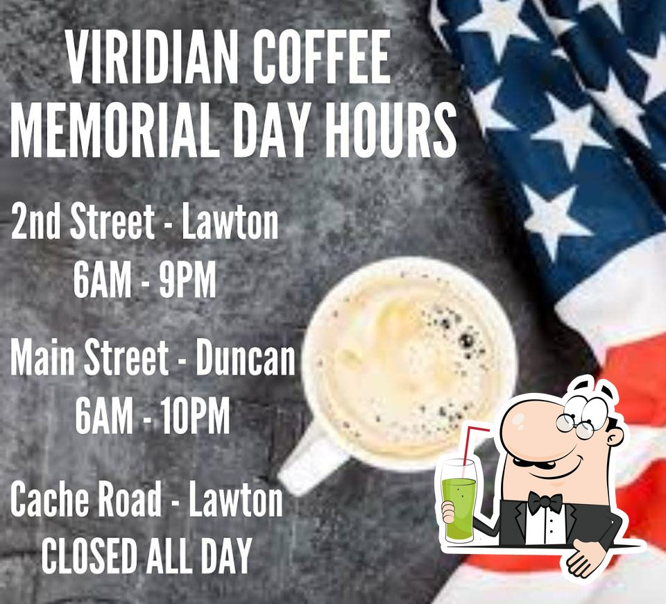 Viridian Coffee 5366 Nw Cache Rd 1 In Lawton Restaurant Reviews