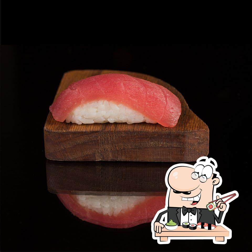 Sushi is the Japanese traditional food