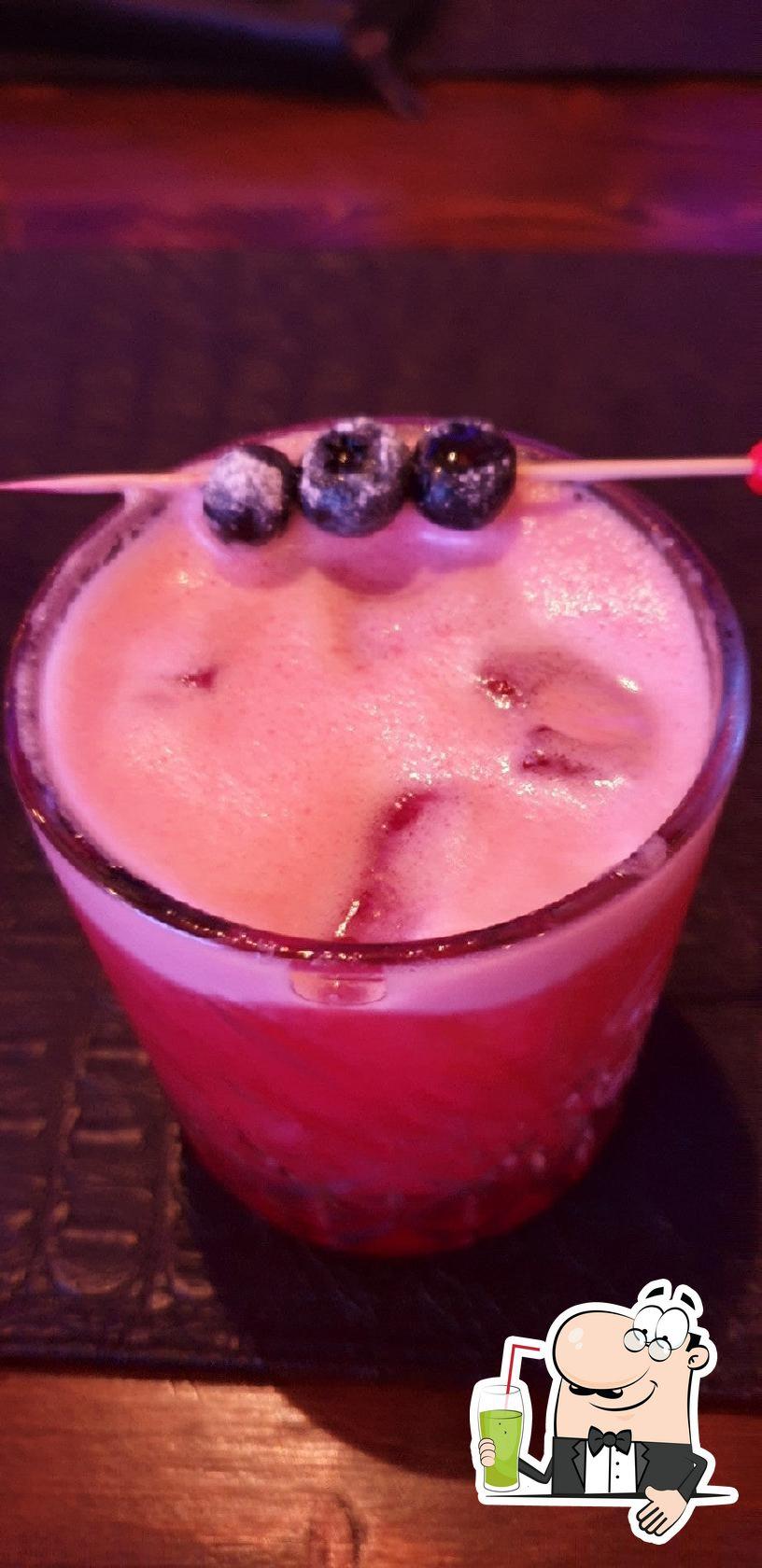 Profitez d'une boisson à Cocos