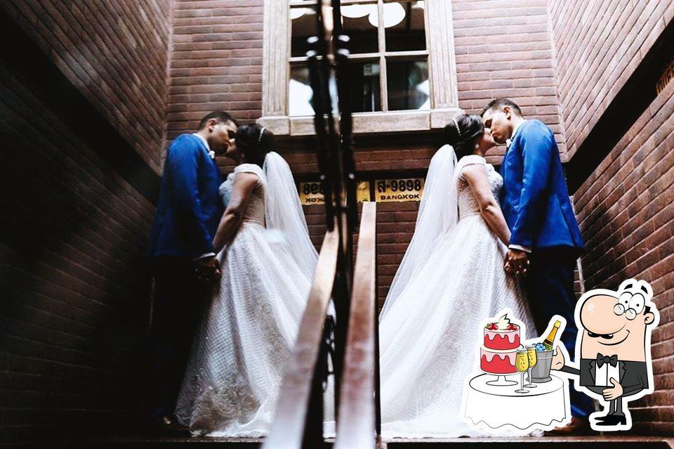 Você pode celebrar o casamento no Forneria Coriolano