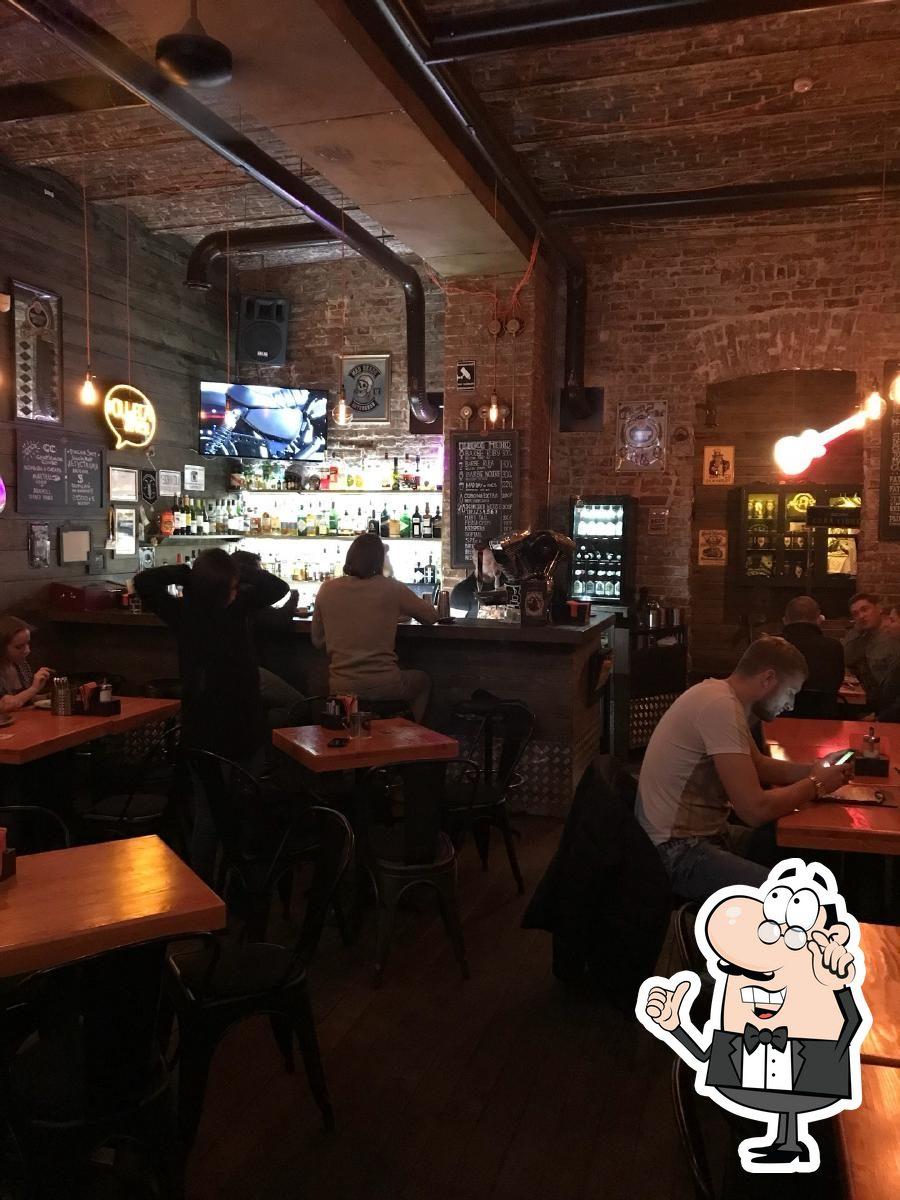 Забронируйте столик в HARLEY Bar&Grill