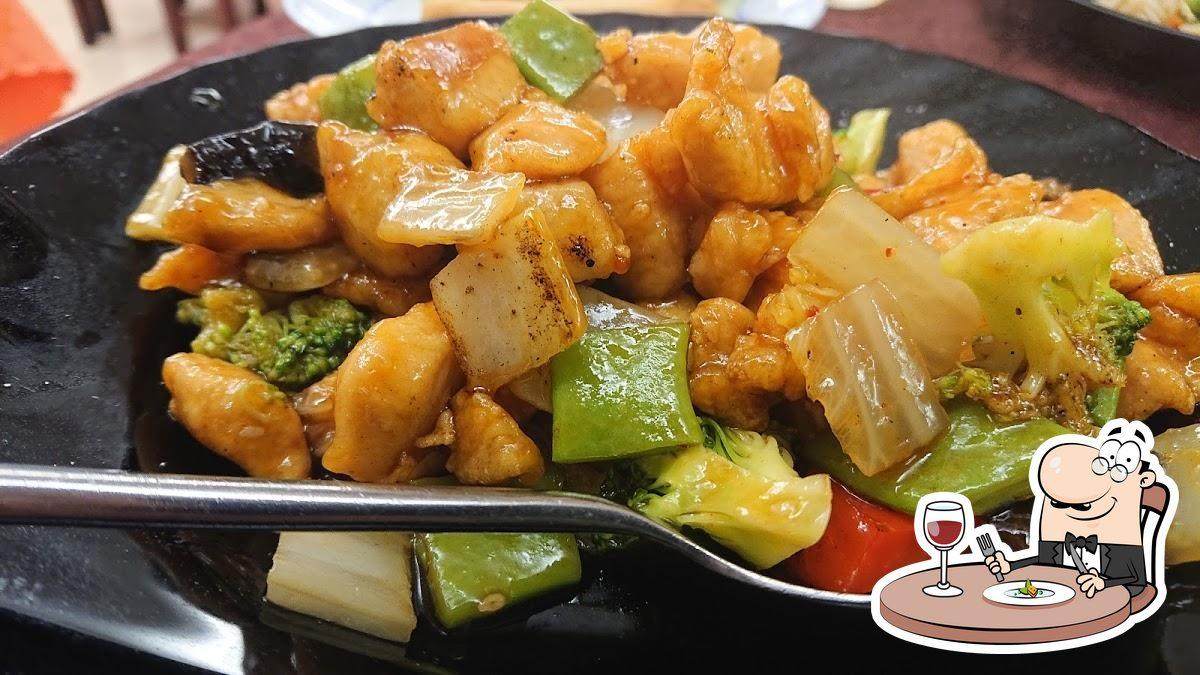 Comida en Restaurant El Fénix