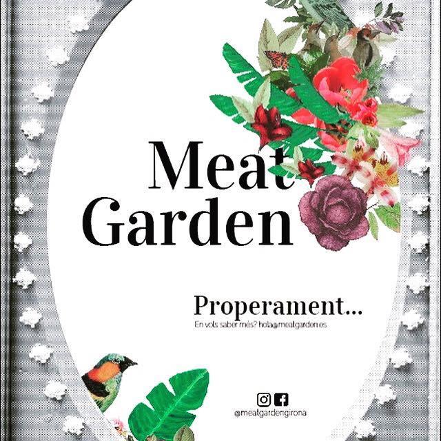 El logo de Meat Garden