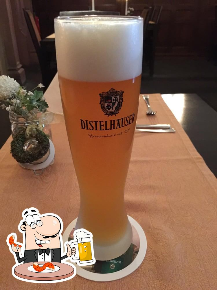 Enjoy the selection of beers