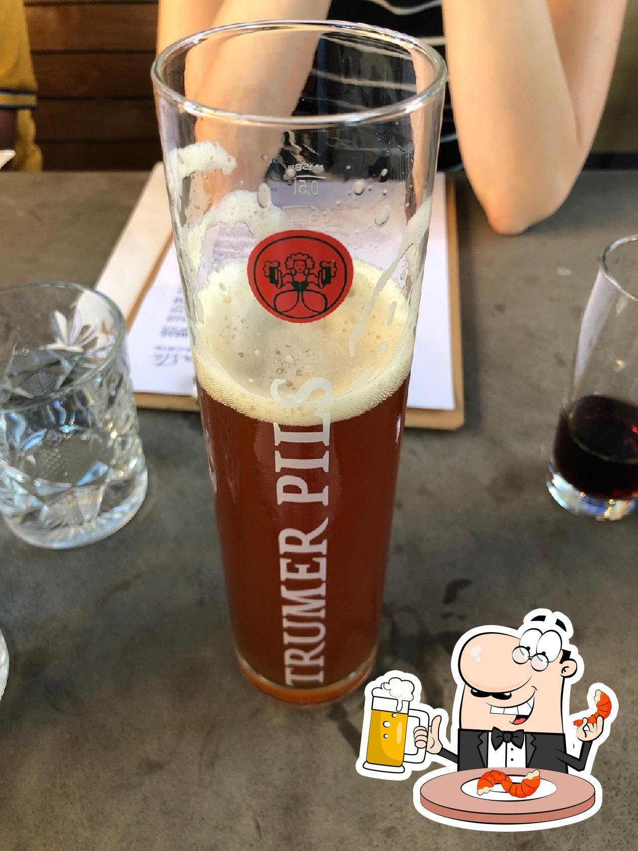 Rauner bietet eine Auswahl Biere