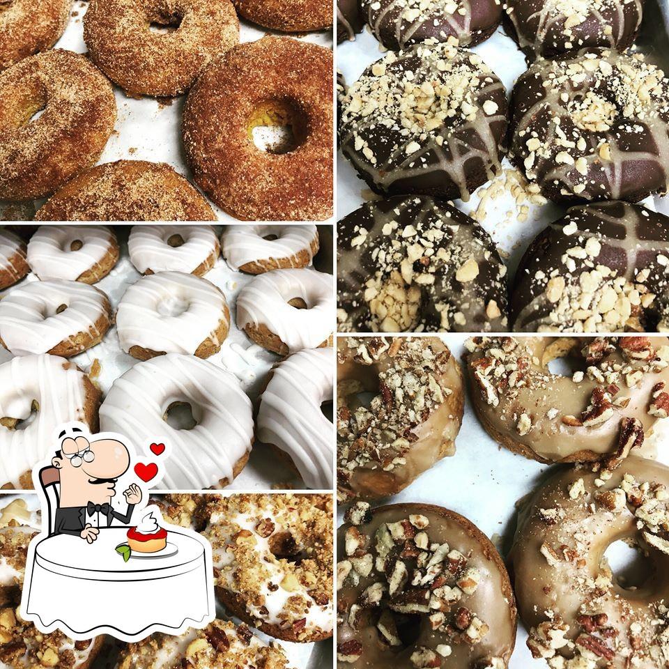 Third Coast Bakery serves a number of desserts