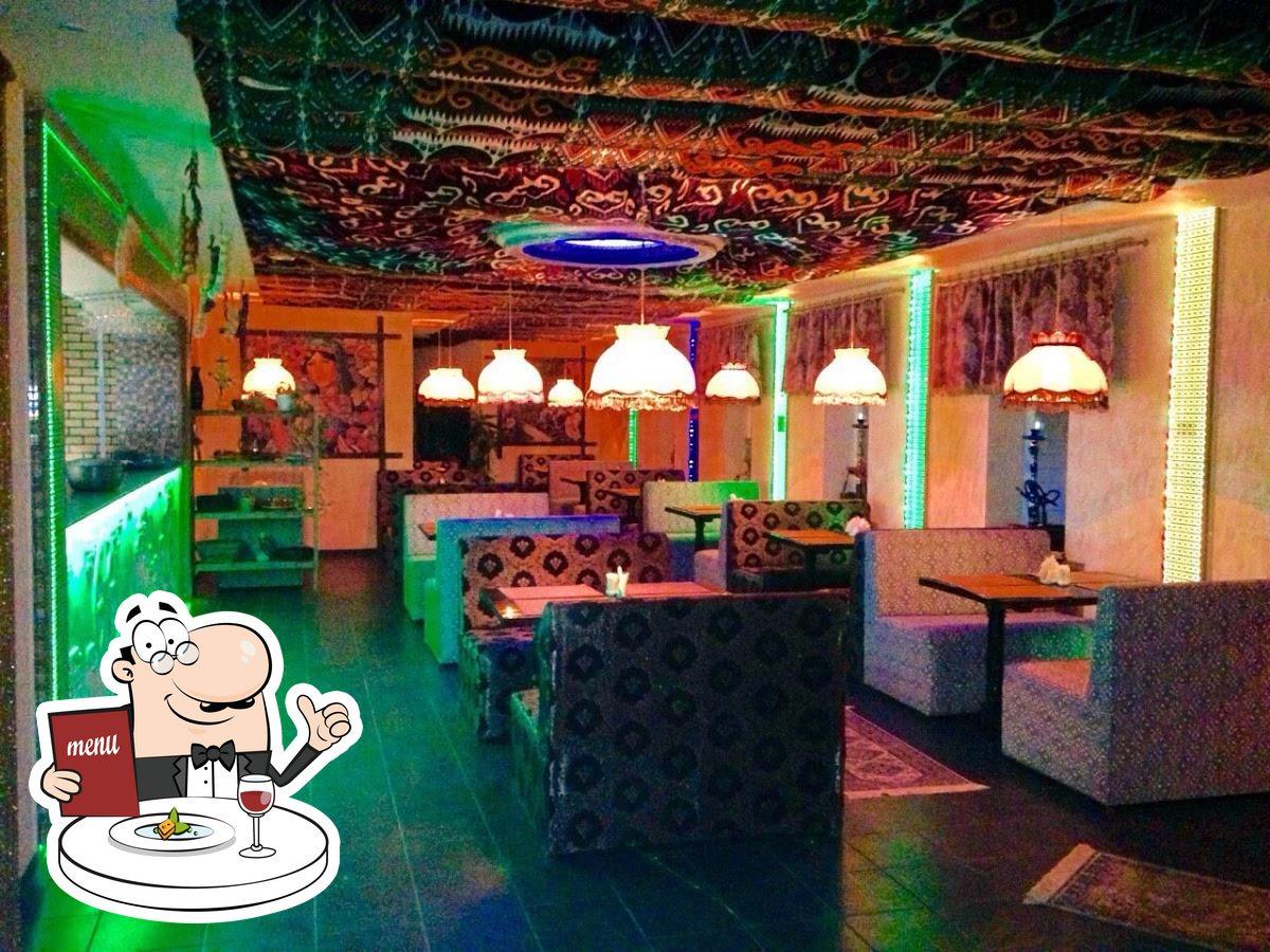 Блюда в Чайхона Lounge Cafe