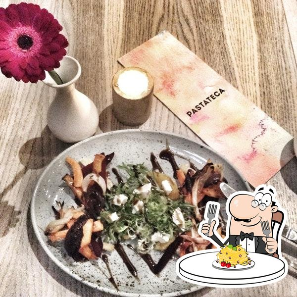 Meals at Pastateca