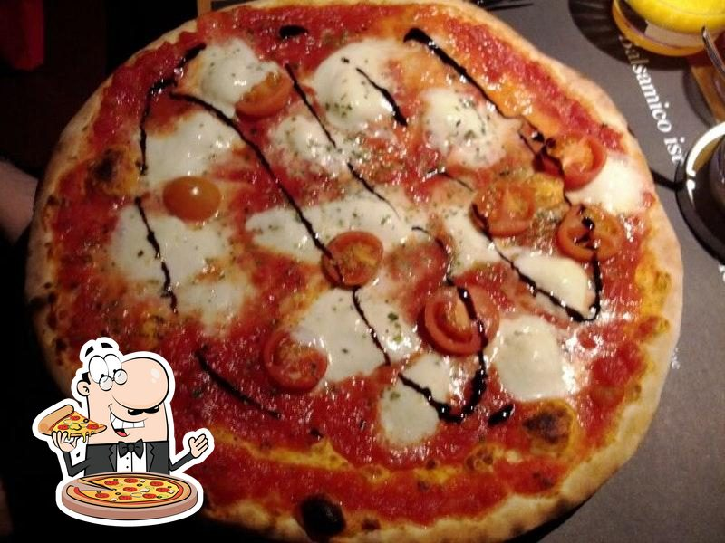 Get various variants of pizza