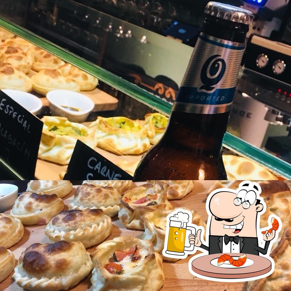 Alma Criolla Empanada Bar te ofrece distintas cervezas