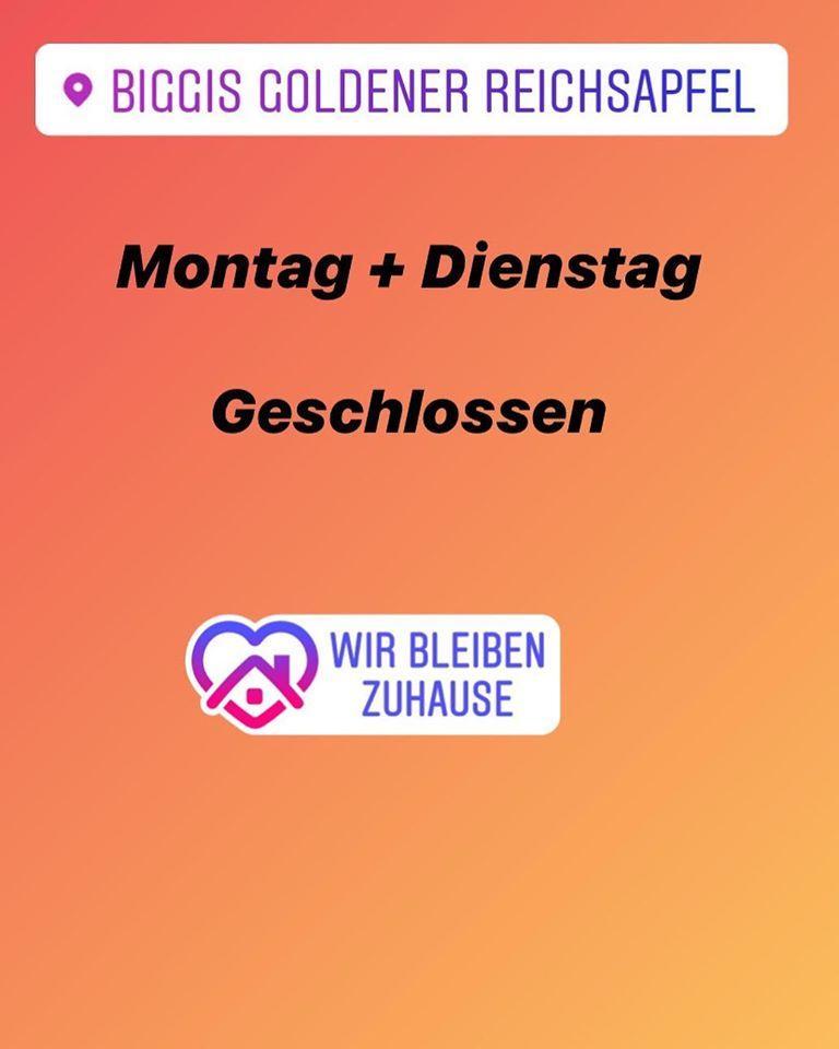 Реклама Biggis Goldener Reichsapfel