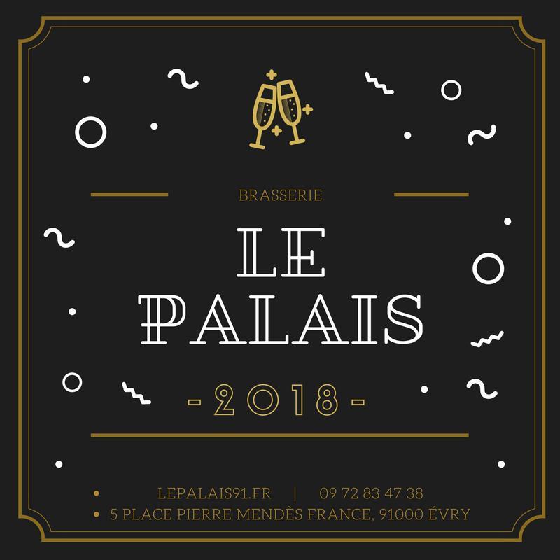 Fíjate en toda la información que hay sobre Brasserie Le Palais