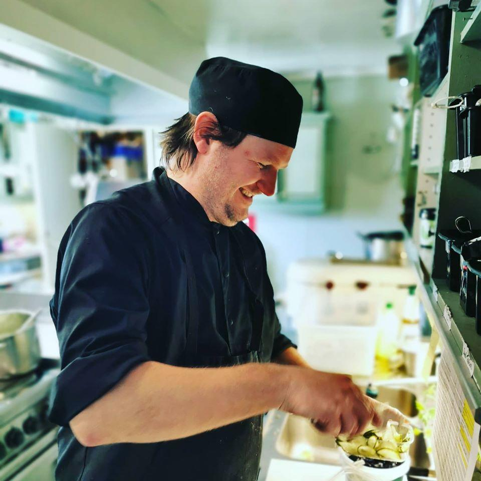 The chef will provide you with various dishes