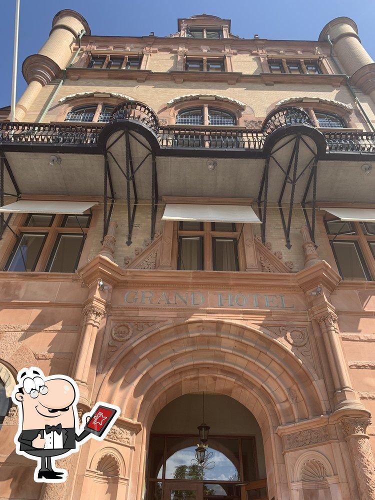 Mira cómo es Grand Hotel Lund por fuera