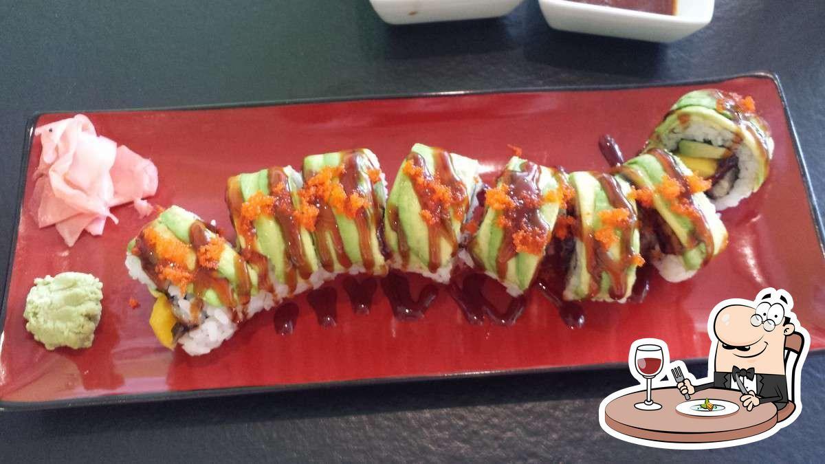 Meals at Han the Sushi Man