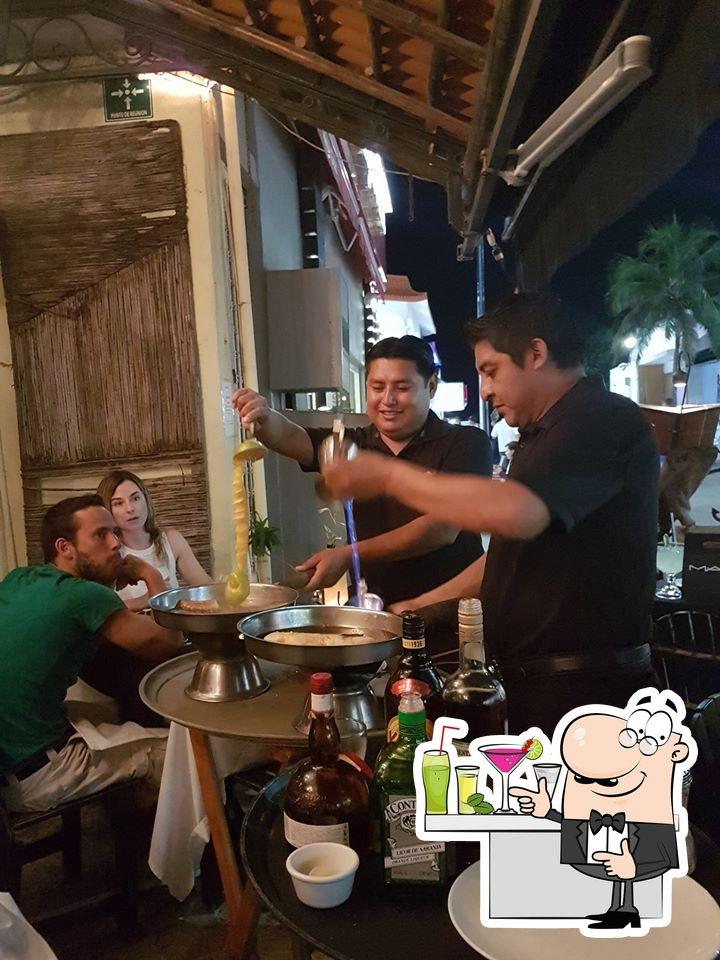 Фотография Carboncitos - Mexican Restaurant in Playa del Carmen