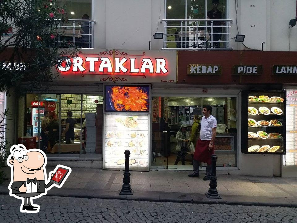 Check out the exterior of Ortaklar Kebap Lahmacun