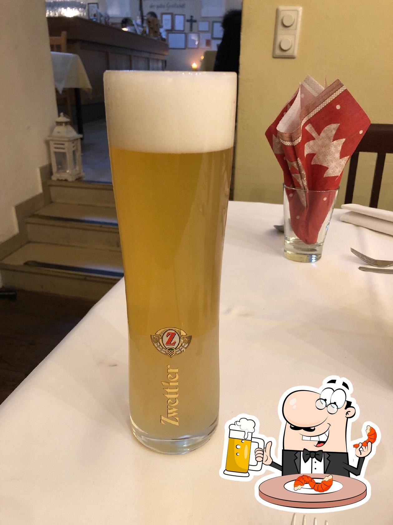 Bestellt ein kühles Bier am Ende des Tages