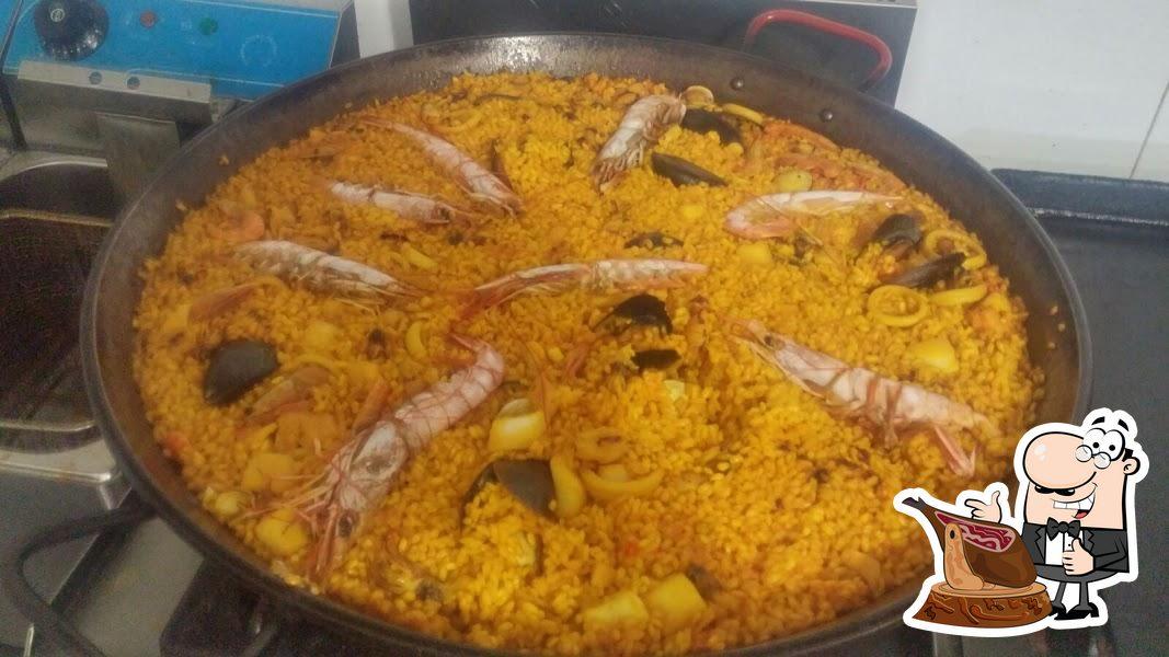 Блюда в Tapería Ca Pere
