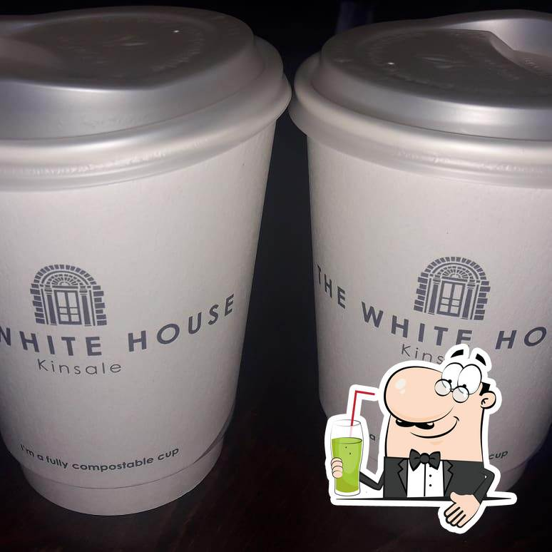 The White House provides a selection of drinks