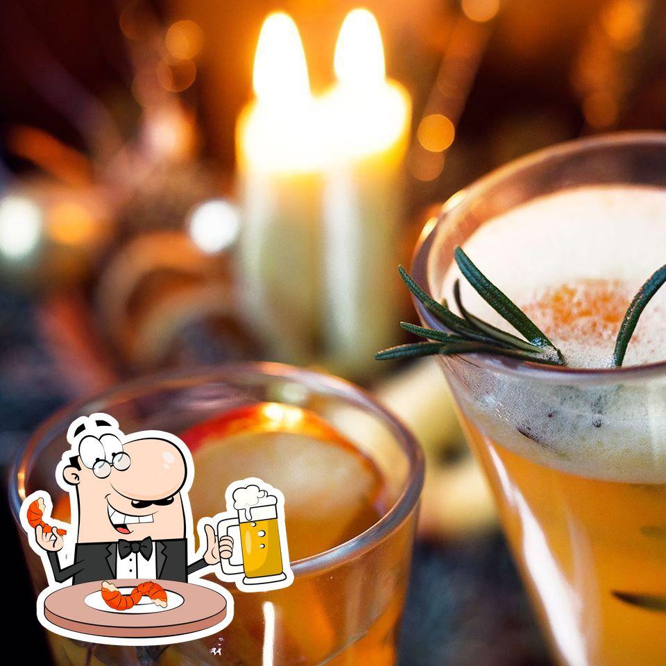 Profitez d'une bière en fin de journée