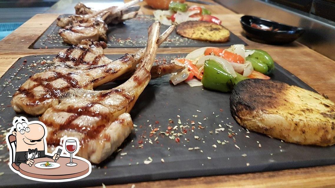 Блюда в Asmalı Kasap & Izgara